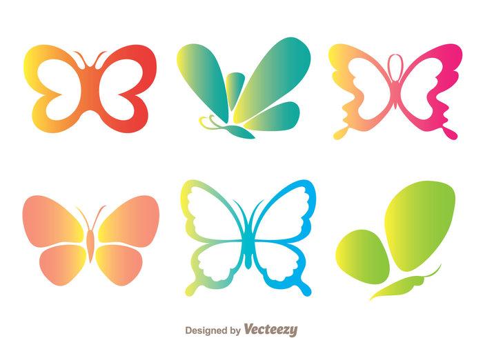 2imfzi4jsfu Color Butterflies Icons 136181