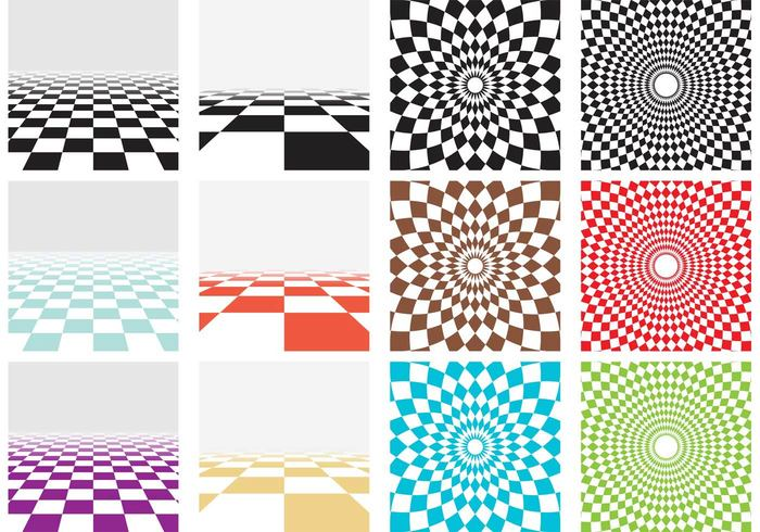 wallpaper wall visual tiling tile Surface square space presentation perspective pattern layout infinity infinite illusion horizon graph Flooring Distance concept chess checker boards checker board wallpaper checker board background checker board Cells board backdrop 3d