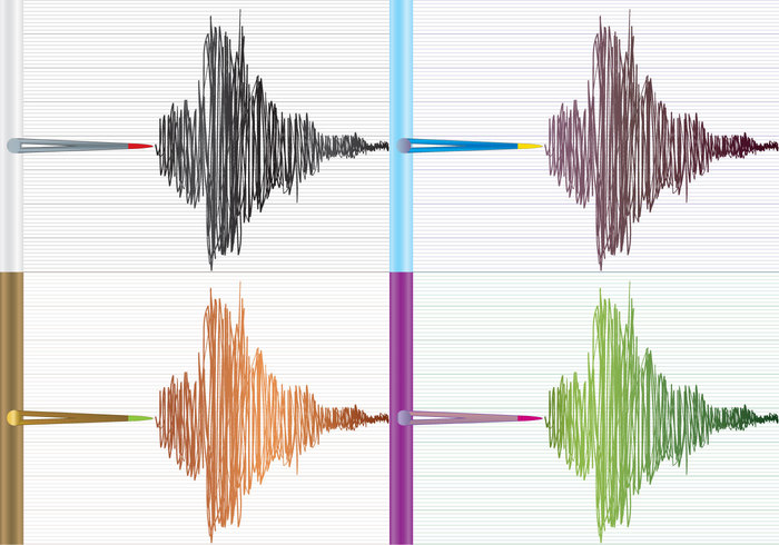 Waveform wave trace technology symbol sharp seismometer seismograph seismic scary scale richter rate Quake pulsing pulse pressure Physical oscilloscope nature natural motion monitor meter illustration grid graph frequency fracture Eruption emergency electronic electricity electric earthquake display Disaster digital curve change break Beat background amplitude abstract