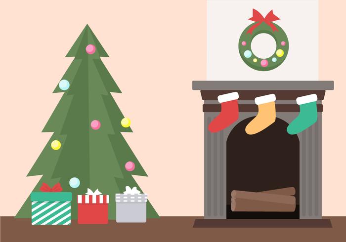 Free Christmas Tree Vector 129568 Welovesolo
