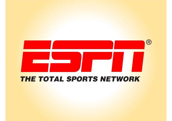 tv television sports sport logo letters ESPN entertainment branding brand
