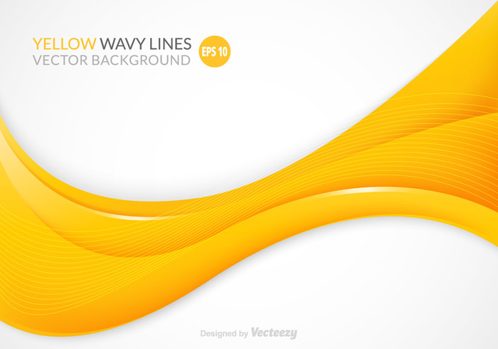 yellow backgrounds yellow wind white wavy wave wallpaper vector texture Textile template space smooth shine paper page modern line light layout illustration flowing flow empty element effect design decorative decoration curve creative concept cloth clear clean bright blank background backdrop advertising abstract