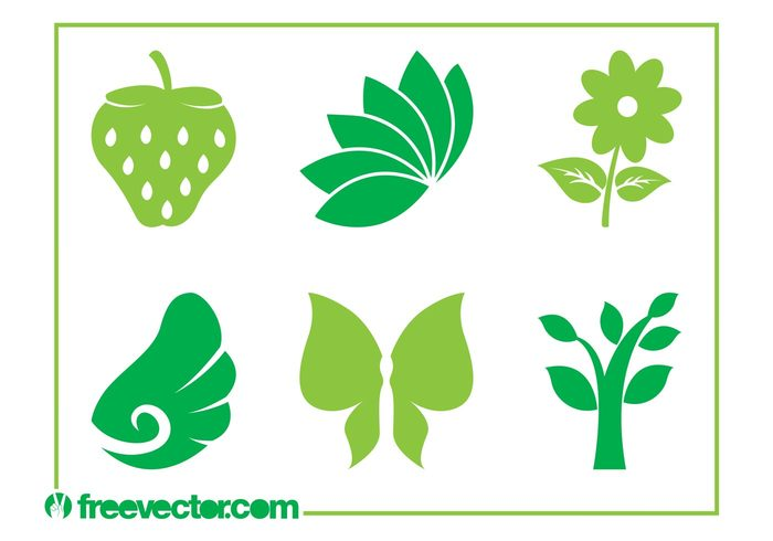 wjdwkrsxcmh Nature Icons Vector 136132