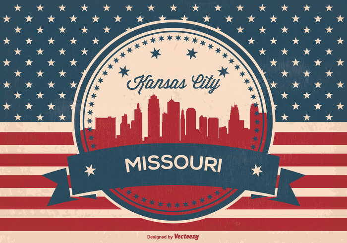 vintage vector background vector USA united states stripes states state stars St. Spangled skyline silhouette retroposter old monument missouri Louis landmark kansas city missouri kansas city illustration grunge gateway flag faded dirty country city silhouette city banner backgruonds background arch american flag american america