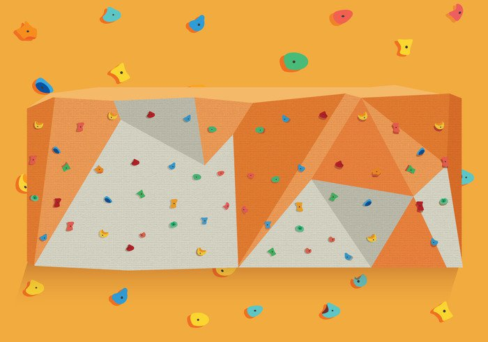 wall vertical texture stone sport Recreation PRACTICE Outdoor high grip grey fun extreme exercise difficult concrete colors colorful climbing wall climbing climb cliff Challenge bouldering blue background Artificial active