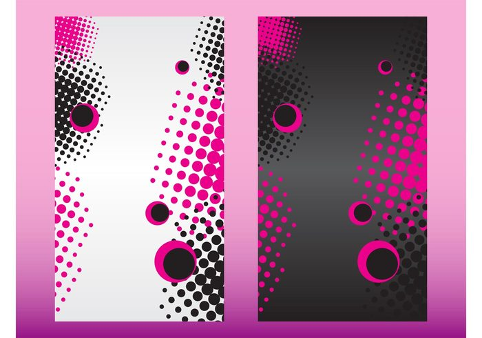 templates round Rectangles posters geometric shapes dots colors Backdrops Backdrop images abstract