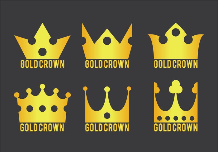 vintage symbol royalty royal queen object monarch luxury logo kingdom king jewelry isolated hat golden crown gold elegance crown logos crown logo crown classic