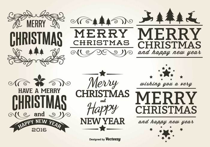year xmas world winter wallpaper vintage typography typographic type text symbol sticker set season santa ribbon retro poster postcard ornament new merry label set label invitation holiday headline happy greeting graphic gift element design decorative decoration cover colorful collection classic christmas labels christmas celebration card calligraphic border banner background
