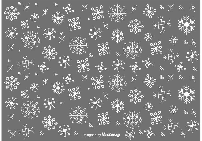 xmas winter weather snowflake wallpaper snowflake background snowflake snow sketchy sketch shape season pattern ornament frozen frosted frost background frost drawn doodle decorative December cold blizzard backdrop