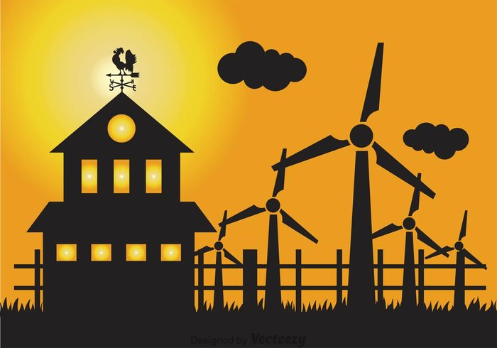 wind weather vanes weather vane wallpaper weather vane silhouette weather vane background weather vane weather vane sun mill house grass field fence farming farm wallpaper farm silhouette farm background farm cloud barn afternoon