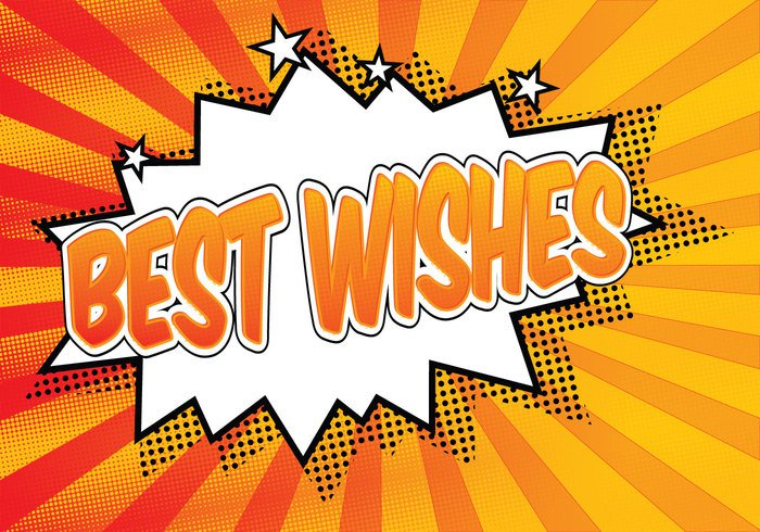 writing wishes typescript text splat sound retro poster pop letter label humor happy greeting funny fun expression explosion explode energy effect congratulating communicate comic style comic clip cartoon burst bubbles bright book birthday best wishes best background anniversary action abstract