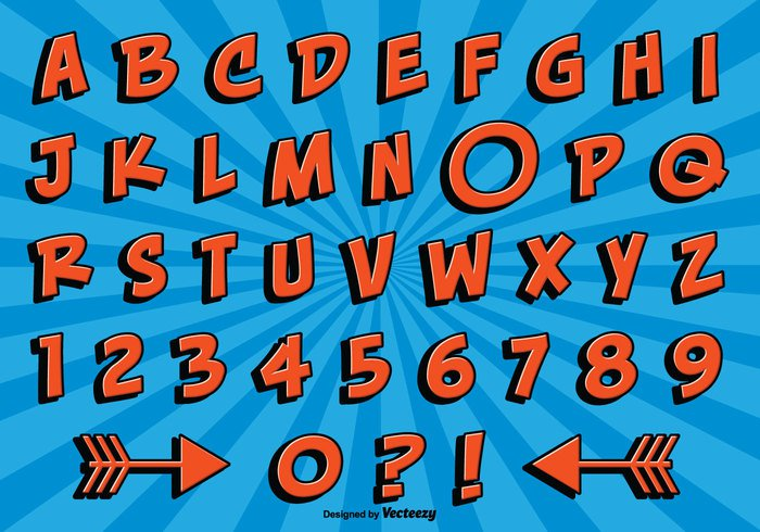 word typeset type text template symbol stylized style sign shiny shadow set retro numbers letter isolated graphic gradient glossy fun alphabet fun font element design decorative cute comics comic numbers comic letters comic alphabet colorful color collection character calligraphy background art alphabet set alphabet abc 123