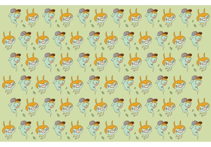 wallpaper pattern hand drawn character funny character funny drawing doodle pattern doodle creatures pattern creature characters character wallpaper character background cartoon pattern cartoon background alien pattern alien