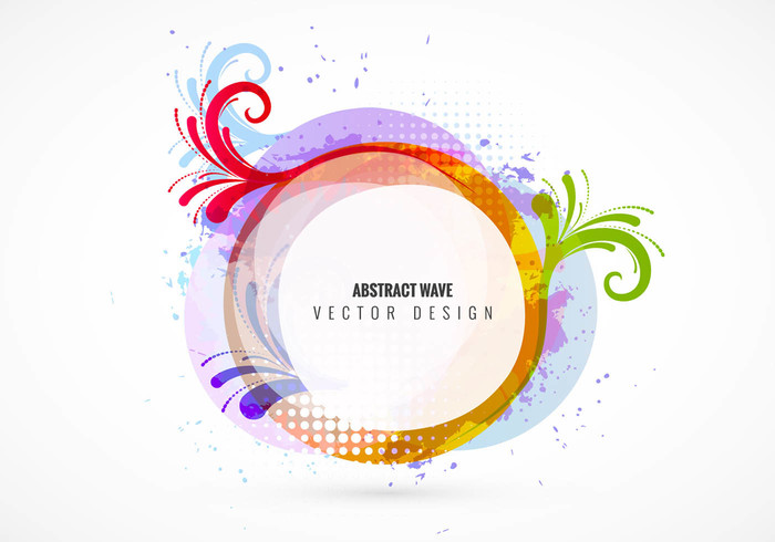 splash shapes modern banner halftone grunge graphic floral dirty colorful banner background abstract modern abstract design abstract