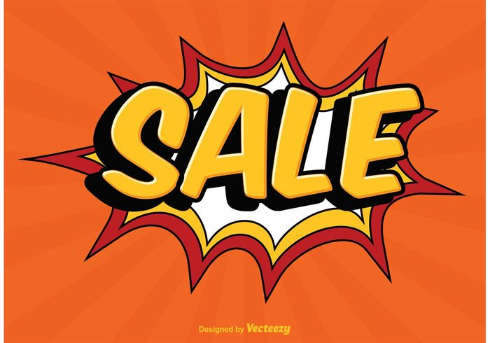 word text talk tag star sign shopping sales sale promotional background promotional price pop off label illustration icon fun free explosion explode exclusive element comic sale background comic burst comic bubble comic Cartoon style cartoon burst bubble boom background art announcement announce