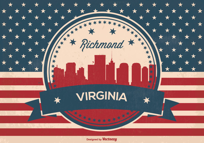white virginia view vector background USA urban United travel town tower tourism texture taxi structure states skyscraper skyline sky silhouette richmond virginia richmond retro red white blue Place panoramic panorama outline modern Metropolis landscape landmark isolated illustration house horizontal graphic flag downtown Distressed Destination cityscape city silhouette city business building black background architecture american
