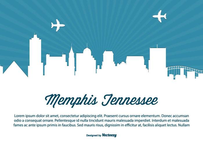 white vector USA United travel tennessee tennesse skyline tall sunset sunrise states square skyscraper skyline sky silhouette reflection red poster postcard monument modern memphis skyline Memphis landmark high front downtown day dark coast cityscape city skyline city building beautiful background architecture america