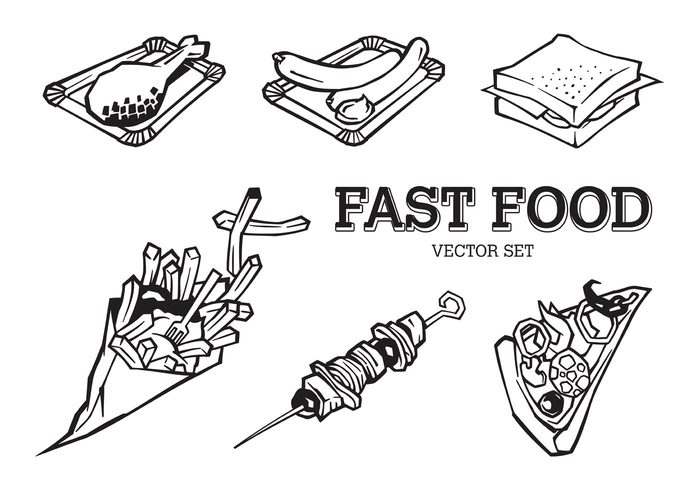 vintage vector unhealthy food Unhealthy snack sketch sign set sandwich retro restaurant Pencil drawing junkfood junk food isolated illustration hand drawn Hand drawing graphic fries with sauce fresh french fries food fast food drawing doodle design clipart clip art chicken bone bread background abstract