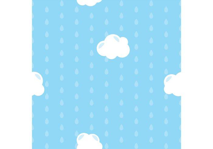 weather water sky raining raindrops rain drop rain background rain drops drop drizzle cloudy pattern cloudy cloud background cloud blue