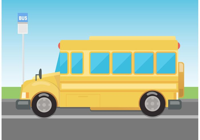 yellow wheel vroom vehicle trip travel transportation transport student stop schoolbus school bus background school bus school safety route ride public preschool kids Elementary educational education drive city childhood child cartoon bus automobile auto Academy academic