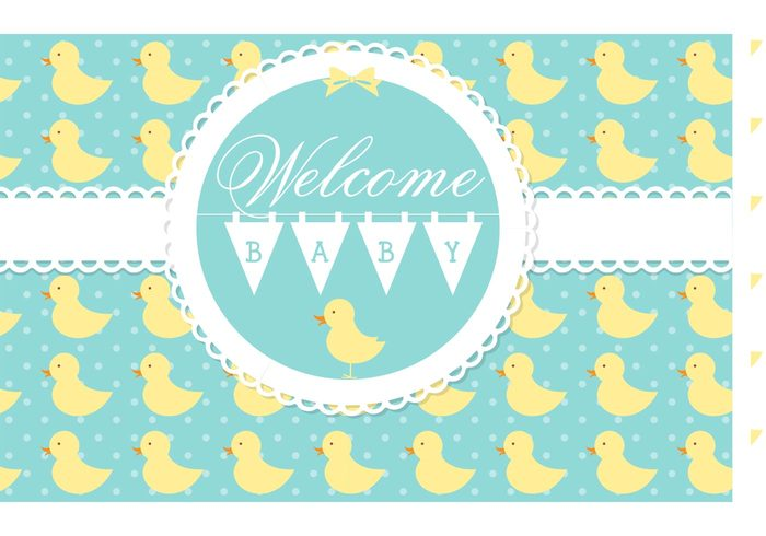 yellow white welcome water wallpaper toy swim shower seamless rubber duck rubber poster postcard play plastic pattern orange New born lace label kids fun Ducky Duckling duck cute childhood child card border blue bird bathroom Bathing bath background baby shower announcement baby shower baby announcement baby animal