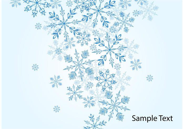 wintery winter background winter snowflake wallpaper snowflake background snowflake holiday frost christmas blue snowflake blue background