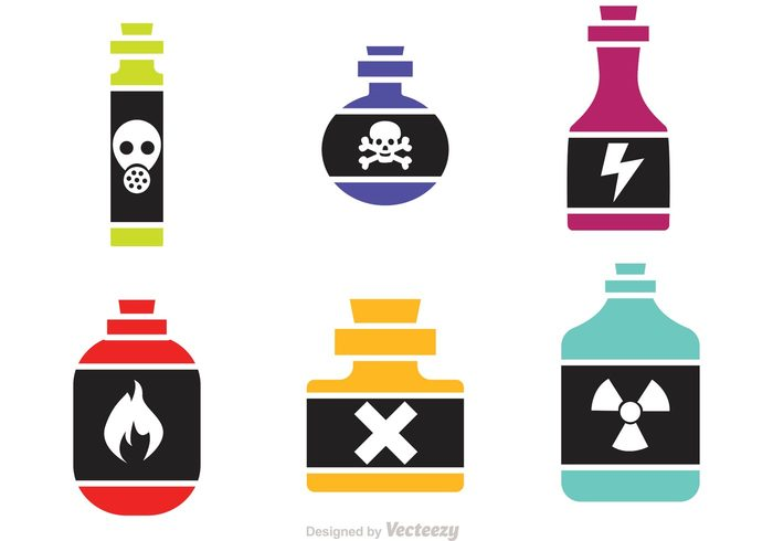 warning Toxin toxic skull risk potion poison sign poison potion poison label poison bottle poison liquid Lethal death Dangerous danger caution bottle bane