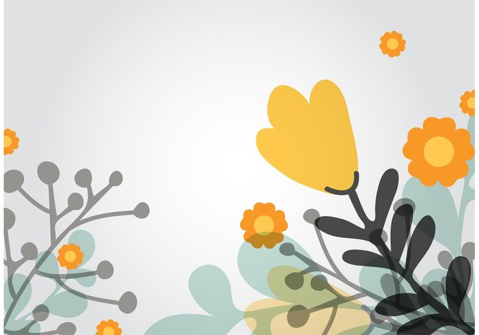 wallpaper stylized flower spring plants ornate modern leaf garden flower wallpaper flower floral wallpaper floral design cute color background abstract