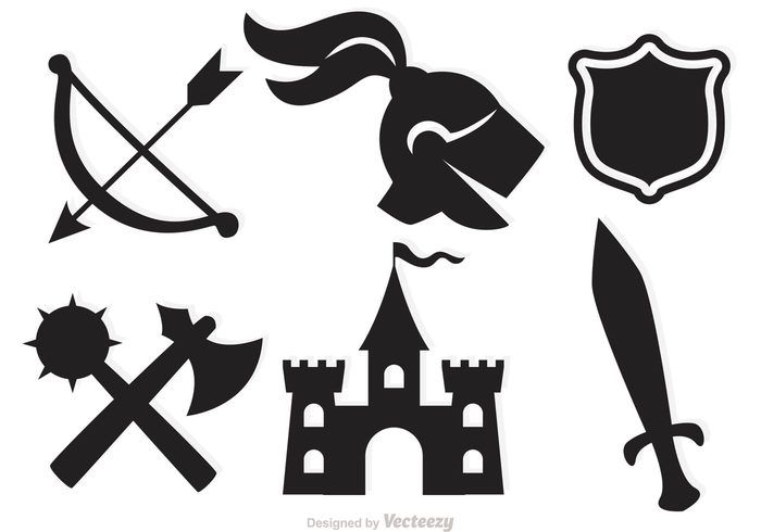 Medieval vector icons welovesolo medieval vector icons stopboris Image collections