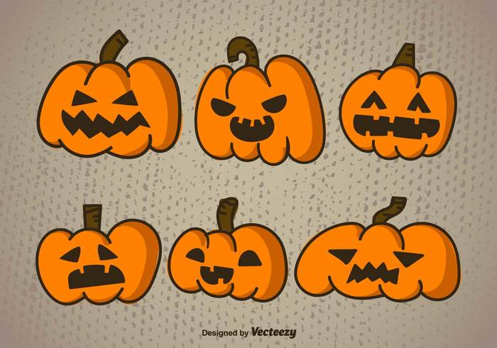 traditional spooky season scary pumpkin plant party orange October lantern illustration horror holiday halloween funny Fear face evil drawing decoration celebration cartoon autumn angry