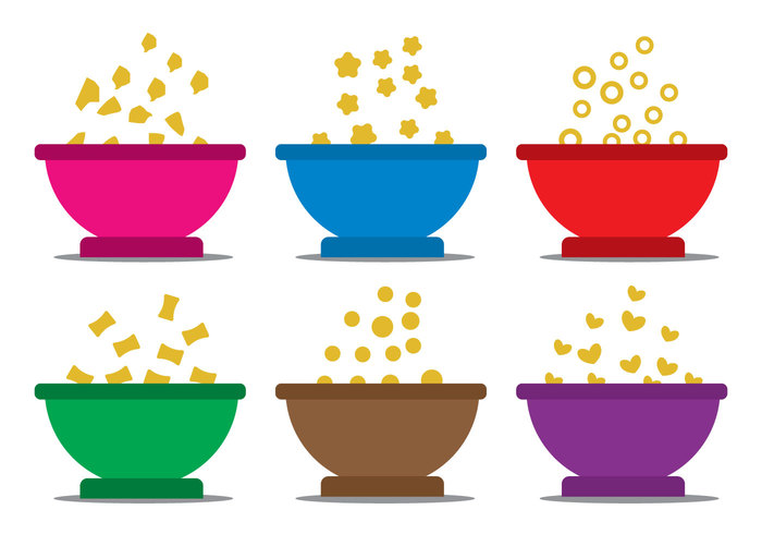 yummy wheat various shapes vanilla Unhealthy Tasty Tasting snack Scattered plant morning milk light illustration Healthy fruit food Flakes eating eat drink corn flakes corn colorful breakfast bowl