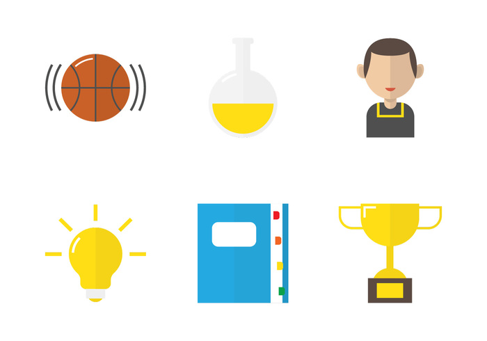 trophy study student sports life Lesson lamp Idea icon graduation flat extra college Chemical campus life icon campus life campus book basketball basket ball