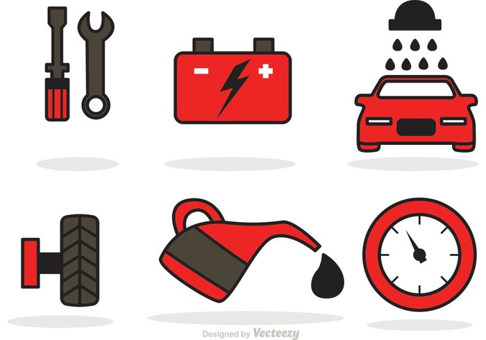 wrench warranty vehincle speedometer speed service red oil odometer gas tank dealership Car wash car dealership Car battery car battery automotive auto accu