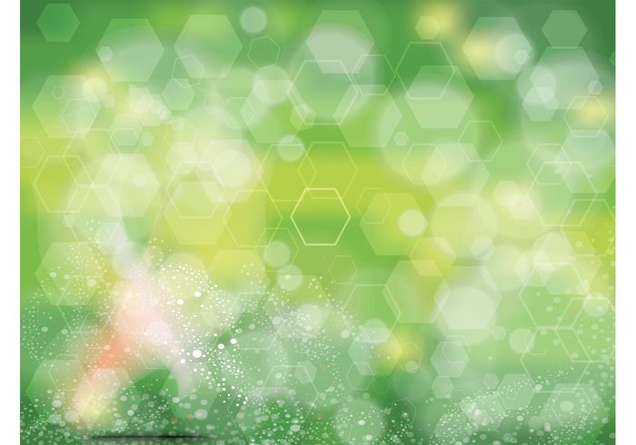 yellow Vector backdrop rounds green gold glow free backgrounds dots digital Desktop wallpaper circle abstract