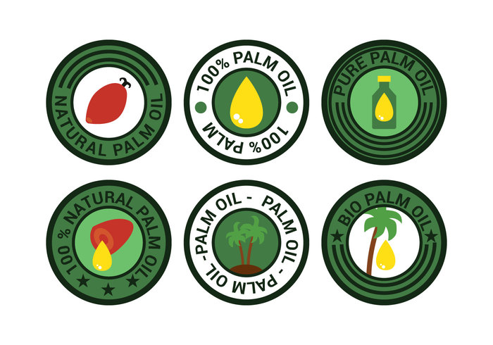 vitamin tropilal tree seed resource raw palm oil oil nature natural material malaysia isolated industry indonesia icon harvest green graphic fruit fresh element drop design cooking commodity cholesterol brown bottle badge agriculture 100%