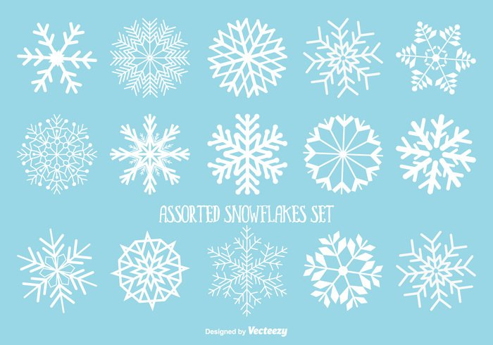 year winter white weather variation symbols star snowflakes snowflake snow Single silhouette shape set season people pattern ornate ornaments new year January isolated icons ice holiday group graphic frozen frost element decoration December crystal cold christmas Celebrations blue background assorted abstract