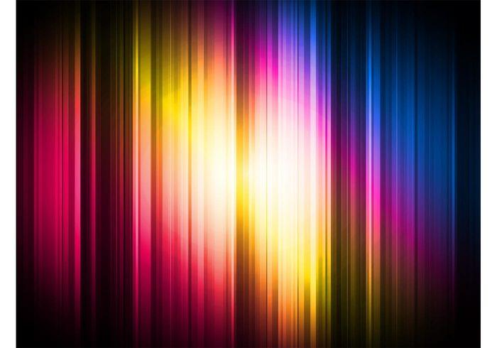 wallpaper vignette versatile vector background stripes striped lights colors colorful backdrop abstract