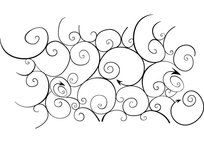 tracery swirly pattern swirly swirl pattern swirl pattern flourish curly