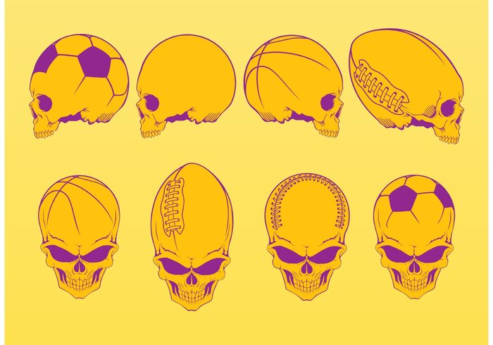 winner sports sport soccer skull skeleton rugby football extreme death dead champion Challenge body basketball basket American football