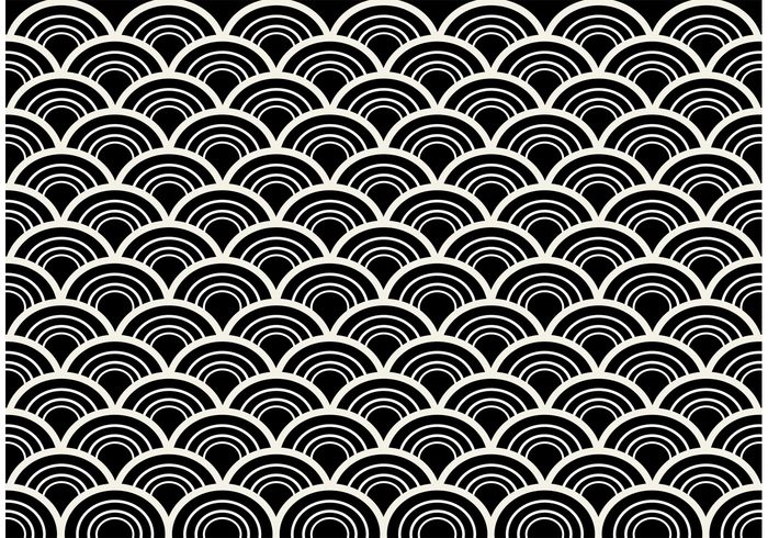 wave texture seamless sea repeat pattern black and white pattern black and white background arches abstract pattern abstract background abstract