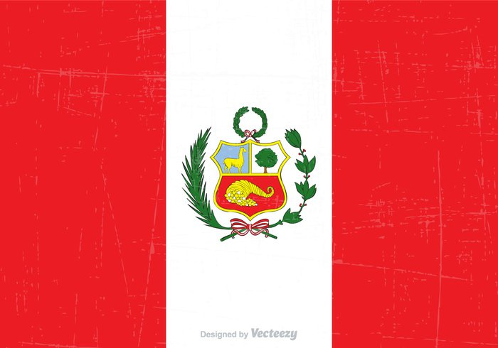 world vector texture symbol state South America sign Politics peru flag peru Patriotism patriotic Patriot overlay official nationality Nationalism national nation Lima Liberty language landmark land isolated international Independence illustration holiday history grunge graphic government global geography freedom flat flag Federal design decoration culture country continent color celebration celebrate banner background backdrop