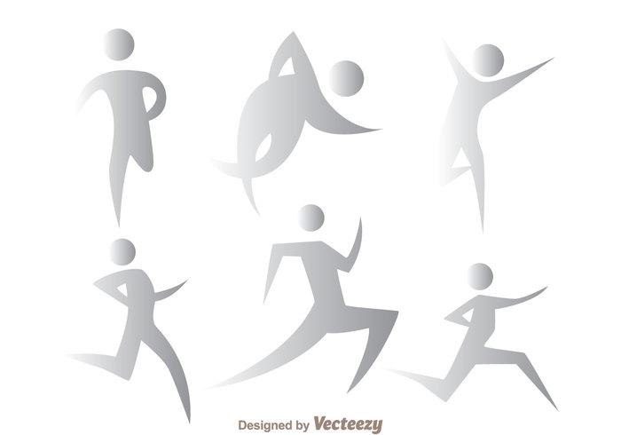 winning win training sport speed silhouette running silhouettes running silhouette running runner icon runner run marathon fast exercise athlete