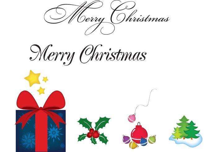 xmas tree xmas ornament xmas present ornament holly holiday christmas tree christmas