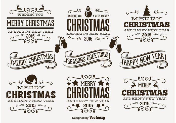 xmas typography xmas labels xmas typography retro style labels Retro style retro new years new year holiday new year merry christmas holidays holiday happy new year Design Elements december 25 christmas typography christmas retro labels christmas labels christmas holiday Christmas elements christmas