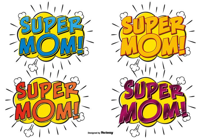 word woman text talk superhero super mom vector super mom super strength retro protect poster pop placard mother mommy mom letter label invitation illustration icon humor hero greeting graphic girl funny fun fashion expression energy element effect day cool communication communicate comic text comic cartoon burst bubbles bright book background art Alternative action abstract