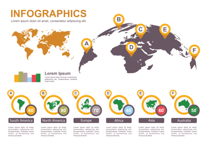 worldwide world map world word map Visualization vector trend text template symbol style statistic sign set report presentation pin modern marker map information infographic infograph infochart info illustration icon growth graphic graph globe global geography flat element earth document diagram design data continent concept collection chart Cartography business bar background analyzing abstract