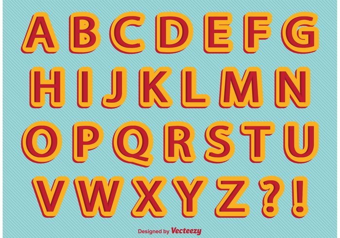 word vector alphabet typography typeset type text template symbol stylized speech simple sign shadow retro alphabet retro numbers Lettering letter layout label kids graphic graffiti glossy fun alphabet fun font element design decorative comic style comic colorful alphabet color collection character cartoon calligraphy book background alphabet abc 3d