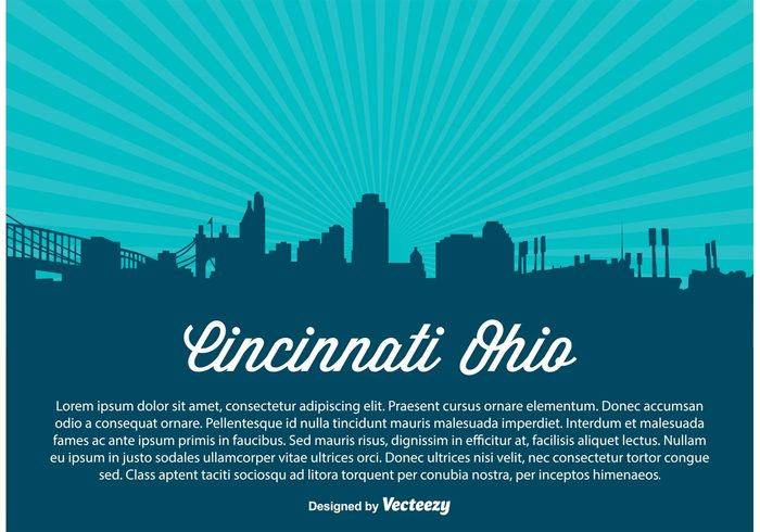 USA travel tall states skyscraper skyline sky silhouette postcard ohio monument modern landmark high downtown coast cityscape city skyline city silhouette city cincinnati skyline vector cincinnati skyline cincinnati silhouette cincinnati ohio cincinnati building background architecture america