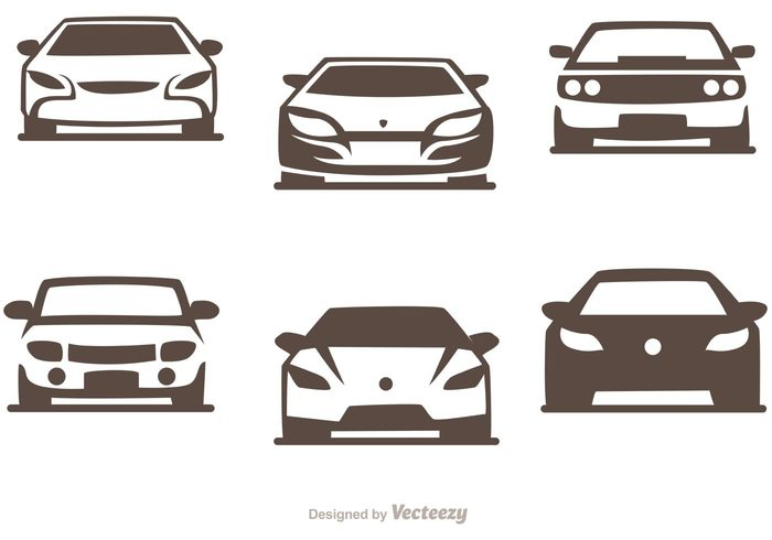 Cars Silhouette Vector Pack Of Sports Cars 105935 Welovesolo