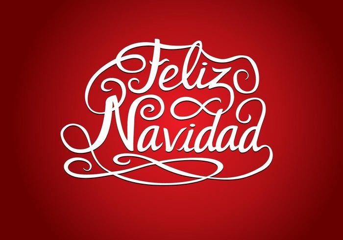 yuletide spanish seasons seasonal navidad merry christmas holiday feliz christmas celebration